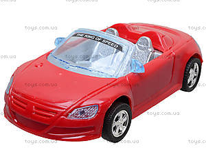 Игрушечная машина «Кабриолет», 103-24, цена