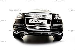 Легковая машина Audi-Q7, с радиоуправлением, 866-1201B, цена