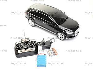 Легковая машина Audi-Q7, с радиоуправлением, 866-1201B, детские игрушки