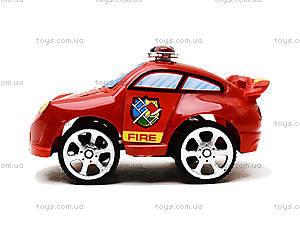 Набор игрушечных машинок «Служебные» , 402, купить
