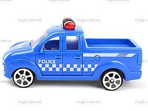 Инерционный автомобиль для детей «Полиция», B56, купить