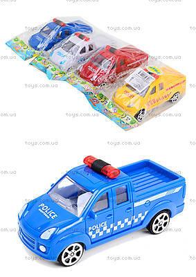 Инерционный автомобиль для детей «Полиция», B56
