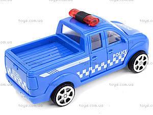 Инерционный автомобиль для детей «Полиция», B56, цена