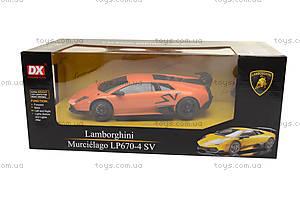 Легковая радиоуправляемая машинка Lamborghini, DX112410, toys.com.ua