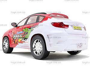 Игрушечная легковая машинка «Спорт», X6000-4, купить