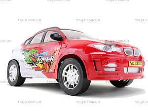 Игрушечная легковая машинка «Спорт», X6000-4, фото