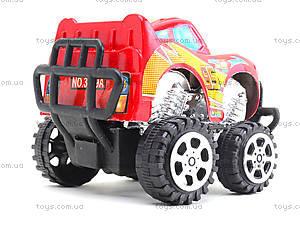 Детская инерционная машина  «Тачки», 3689A, фото