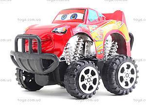 Детская инерционная машина  «Тачки», 3689A, игрушки