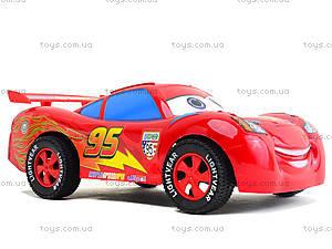 Детская игровая инерционная машина «Тачки», 767-289D, игрушки