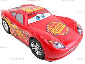 Инерционная детская машина «Тачки», 7776-2A7A, купить