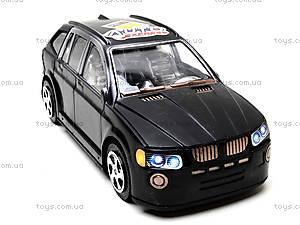 Инерционный автомобиль для детей «БМВ», X899, фото