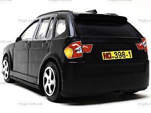 Инерционный автомобиль для детей «БМВ», X899, цена