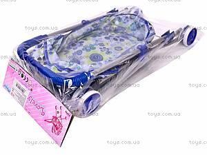 Лежачая коляска для кукол, FL728, купить