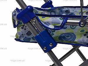 Лежачая коляска для кукол, FL728, игрушки