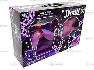Летающая кукла «Фея Монстр», QY66-R03C, игрушки