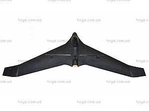 Летающее крыло Skywalker Falcon 1340мм KIT (черный), SW-0908B, купить