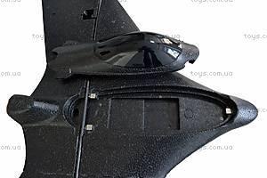 Летающее крыло Skywalker Falcon 1340мм KIT (черный), SW-0908B, фото