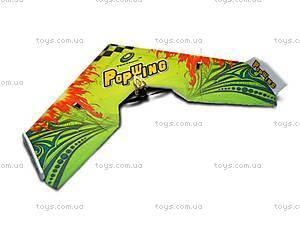 Летающее крыло Tech One Popwing (зеленый), TO-04001G