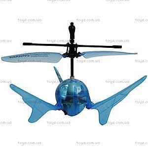 Летающий шар на ИК-управлении Aero Spin, синий, YW859110-6