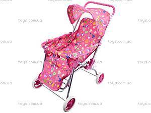 Летняя коляска для кукол, 9309, фото