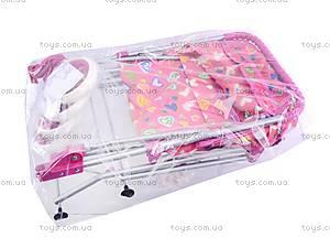 Летняя коляска для кукол, 9309