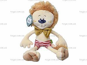 Мягкая игрушка «Лев Лео», К419А, отзывы