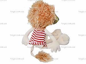 Мягкая игрушка «Лев Лилу», К419В, фото