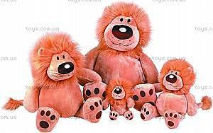 Мягкая игрушка «Львенок», 40 см, 7-5001