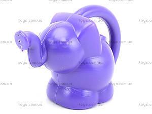 Лейка для детей «Слоник», 01-103-2, игрушки