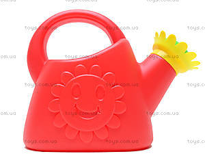 Лейка «Солнышко», Влас., детские игрушки