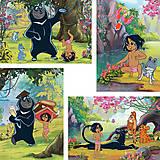 Лицензия Пазл 4 в 1 «Маугли - Детство», B-PU04060, фото