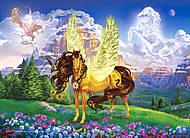 Лицензия Пазл на 260 деталей «Sunflower and Honora», B-PU26156, отзывы