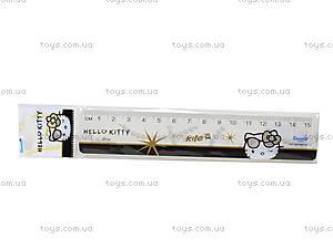 Линейка 15 см Hello Kitty Diva, HK13-090-2K, купить