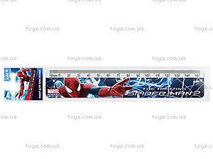 Линейка «Человек-паук», SM14-090K