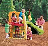 Little Tikes детский комплекс с горкой «Джунгли», 440D10060