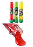 "Лизун ""SLIME CLASSIC"" (40мл, пробирка) разные цвета, ML149, купить"