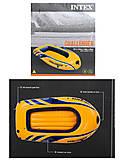 Желтая лодка Challenger, 68365, фото