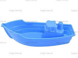 Игрушечная лодка, 01-111, игрушки