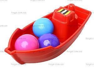 Лодка с 6 шариками, 01-117, купить