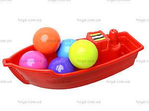 Лодка с 6 шариками, 01-117, отзывы