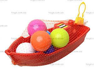 Лодка с 6 шариками, 01-117, цена