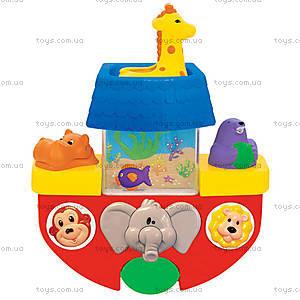 Лодочка для игры в ванной, 029645