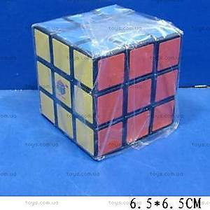 Логическая игра «Кубик Рубика», 58865-4