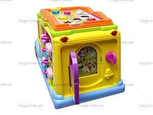 Логическая игрушка «Автобус-книга», 9183, toys.com.ua