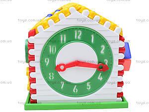Логическая игрушка «Дом Алисы», 00039, купить