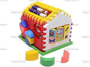Логическая игрушка «Дом Алисы», 00039, фото