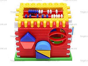 Логическая игрушка «Дом Алисы», 00039, отзывы