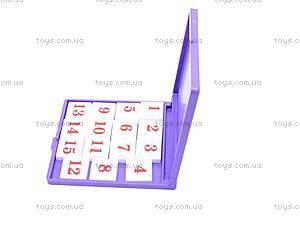 Логическая игрушка «Пятнашки», 1271