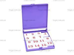Логическая игрушка «Пятнашки», 1271, цена