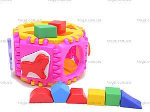 Логический круг «Детский сад», 00033, отзывы